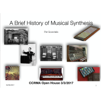 The History Of Musical Synthesis CCRMA Open House400x400